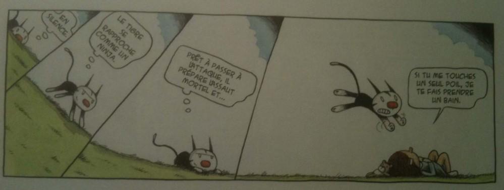 Le monde rêveur et philosophique de Liniers, auteur argentin de comic strip (6/6)