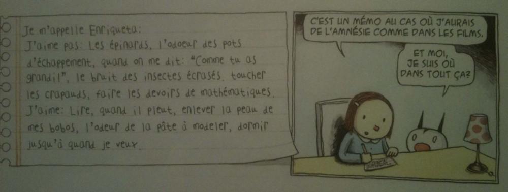Le monde rêveur et philosophique de Liniers, auteur argentin de comic strip (2/6)