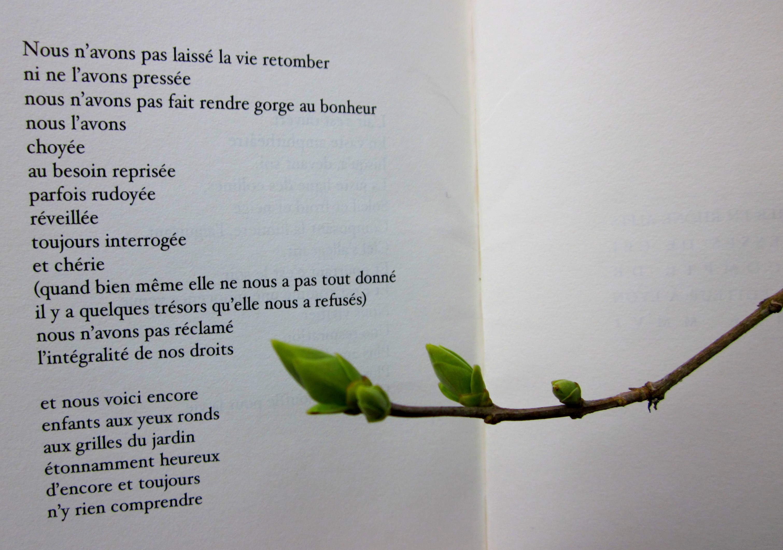 Poeme rencontre train