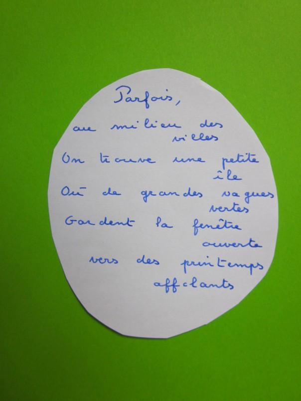 PoemeParfois